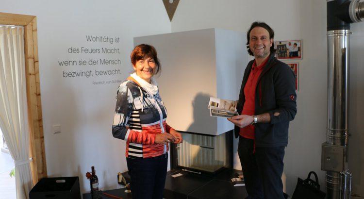 Ausstellung Kamine und Beratung in Borna bei Leipzig